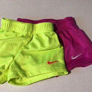 2T Nike shorts